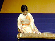三弦・箏・尺八三重奏「さらし幻想曲」〜箏:遠藤千晶(第13回受賞)