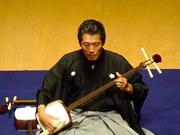 三弦・箏・尺八三重奏「さらし幻想曲」〜三弦:山登松和(第5回受賞)