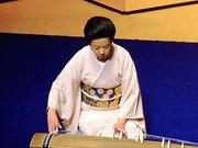 地歌「残月」〜歌・箏:米川敏子(第2回受賞)